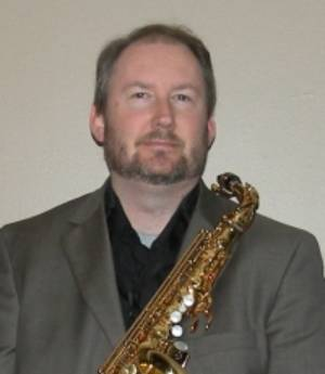 Dr. Brent Bristow, professor of music