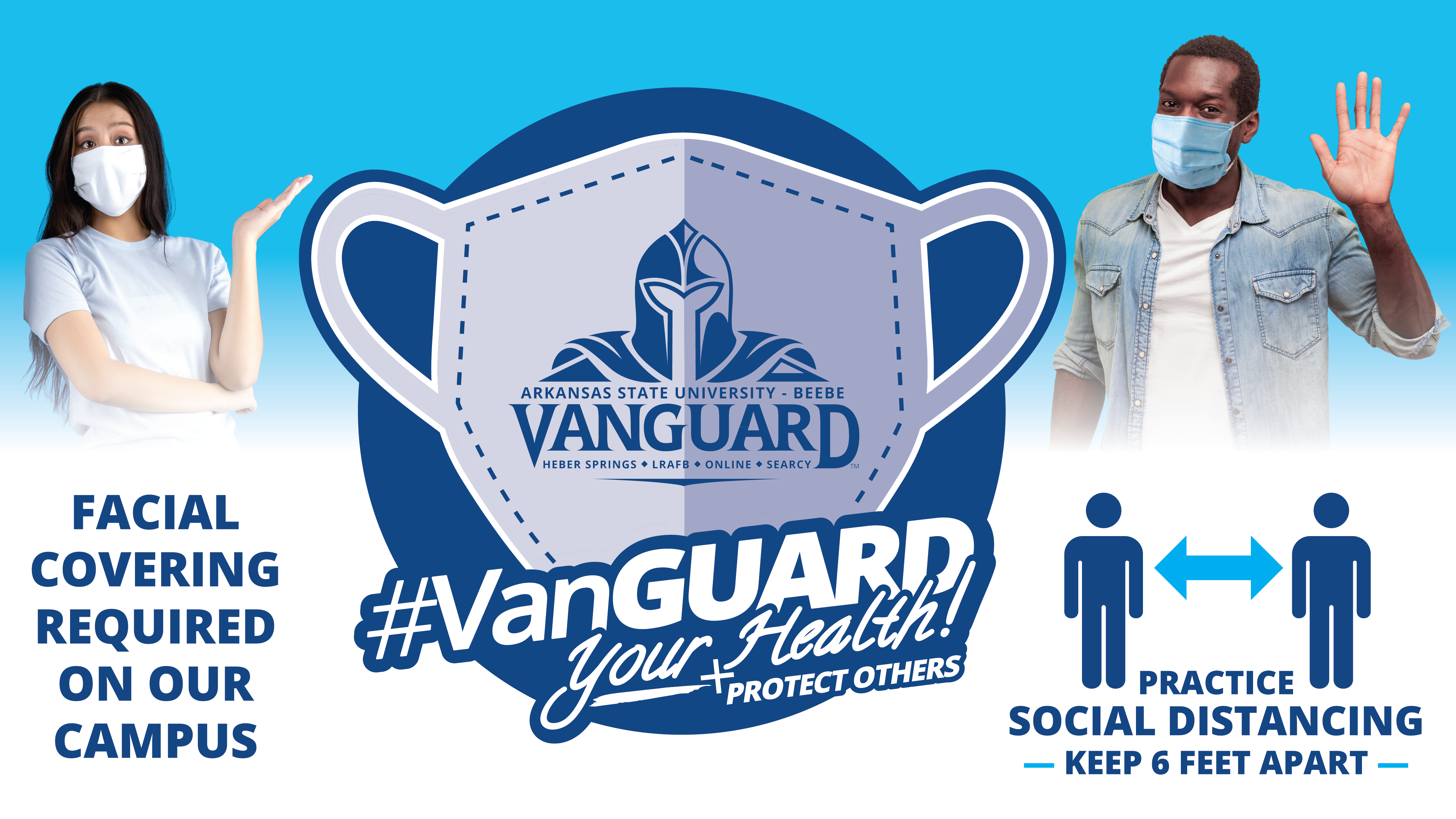 Vanguard Days Spring 2021 promotional graphic