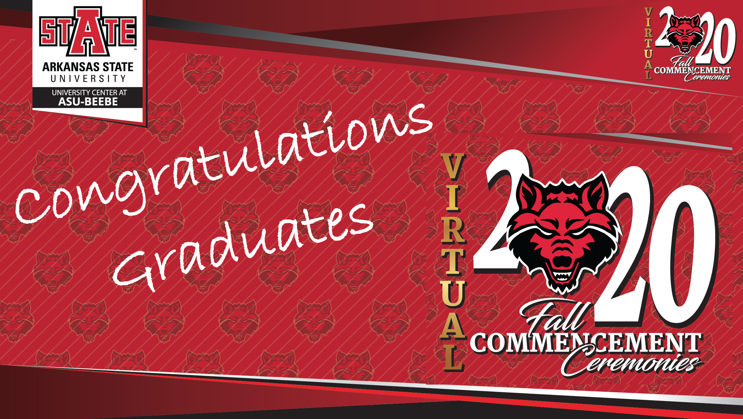 A-State Faculty Congratulations
