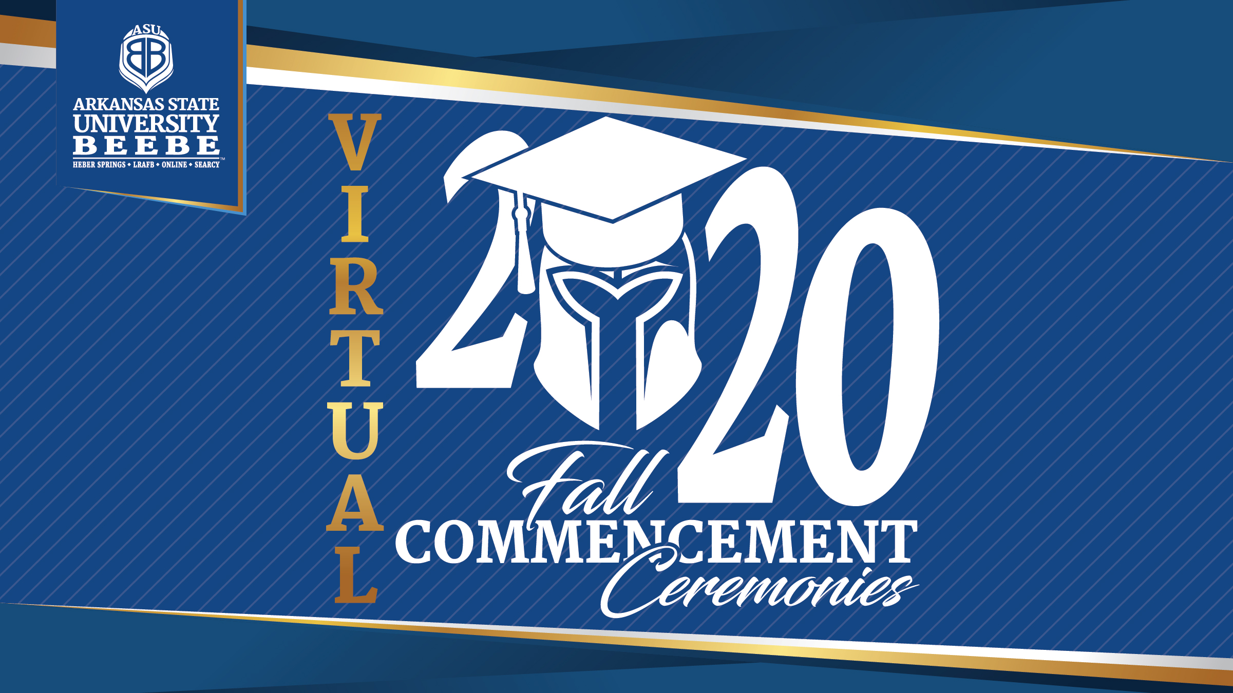 ASUB Fall 2020 Commencement Graphic