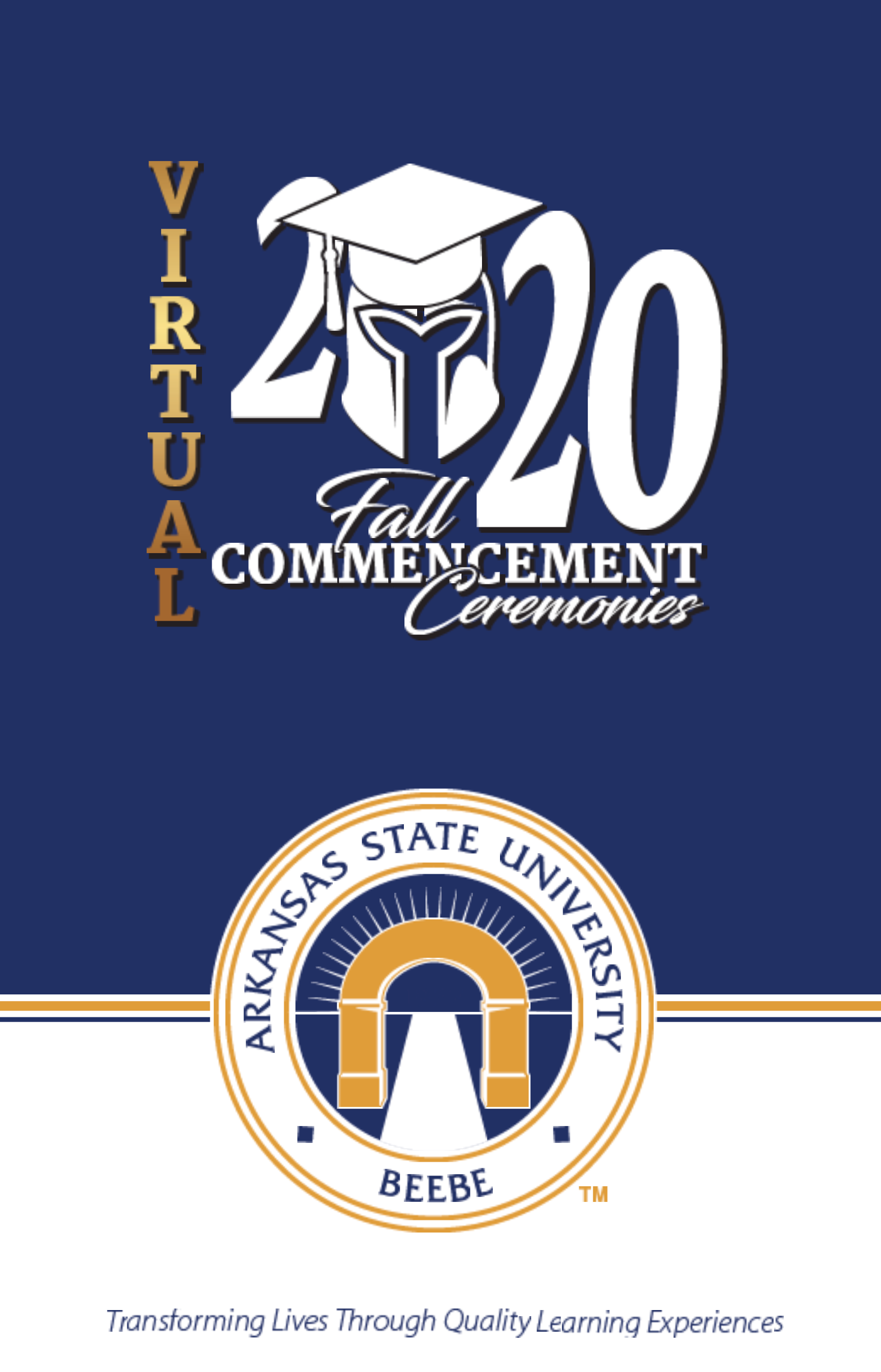 Fall 2020 Commencement Program