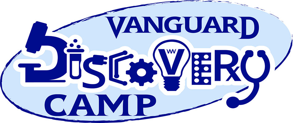 Vanguard Discovery Camp Logo image