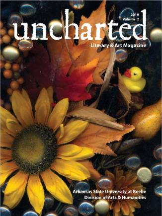 Uncharted Magazine Cover Art